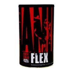 Animal Flex: A Complete Joint Support Formula Animal Flex™ is designed to help strengthen your body's foundation, to help protect the joints from the daily grind brought about by heavy duty weight training.