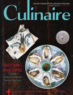 Culinaire #2:3 (july:august 2013)