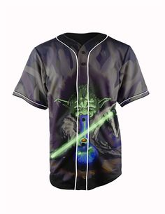 Yoda Kush Star Wa... http://www.jakkoutthebxx.com/products/real-usa-size-yoda-kush-star-wars-3d-sublimation-print-custom-made-blue-button-up-baseball-jersey-plus-size?utm_campaign=social_autopilot&utm_source=pin&utm_medium=pin  #wanelo #shoppingtime #whattobuy #onlineshopping #trending #shoppingonline #onlineshopping #new