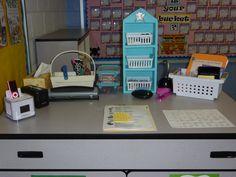 Organizing Classroom Supplies