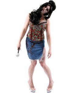Fancy Dress - Rehab Zombie Costume