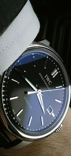 Men watches:  IWC