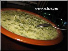 Soupe libanaise aux epinards