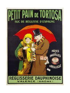Petit Pain De Tortosa Poster Giclee Print at AllPosters.com