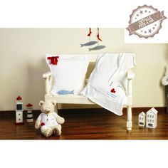 324306 Manta 80x90 Toscana 100% cotó color blanc - http://cat.babyscaprices.com/botiga/324306-manta-80x90-toscana-100-coto-color-blanc/ Manta de la marca FLOC BABY fabricadaen 100% cotó de máxima qualitat. Color blanc.