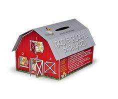 Elca Good Gifts | ... Global Barnyard Coin Box - ELCA Good Gifts by ELCA Resource Catalog
