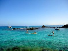 SUP the day away #coralejo #fuerteventura #adventure
