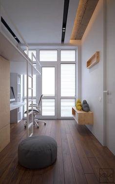 KDVA Moscow Interior Design Visualization Architecture