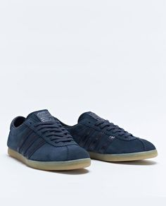 Church's x adidas Consortium London: Blue