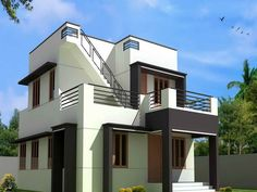 Design Of Village Houses   Dising houses   Pinterest   Village       House Plans Simple Modern Plan Designs Tropical Design And Houses      Best Free Home Design Idea   Inspiration