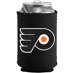 Philadelphia Flyers Black Collapsible Can Cooler - $4.99