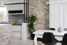 Au détour d'une rue, rénovation appartement T2 Lyon 07. Agence d'architecture intérieure et décoration Marion LANOË. Lyon, Rhône-Alpes, rénovation, travaux