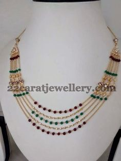 17 Grams Beads Necklace