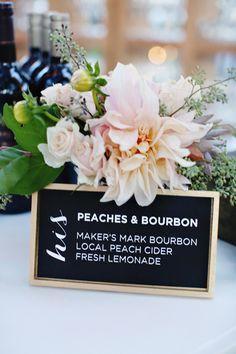 signature drink | Kay English #wedding