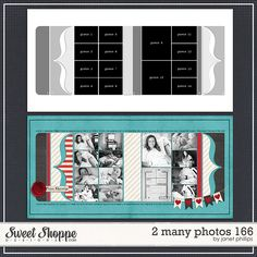 14 pics Template Janet Phillips