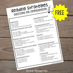 Upper Elementary Snapshots: How to Build Reading Strategies into Instruction