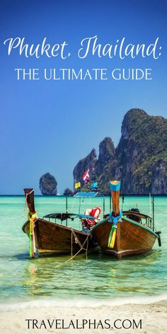 Pristine beaches, exotic wildlife, delicious cuisine, lush jungles, and crazy nightlife are among the many reasons why Phuket is one of Thailand's top two destinations! Here is the ultimate guide to Phuket, Thailand, complete with where to stay, where to eat, what to do, and what not to do!