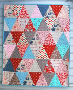 Cheese Quilt Pattern In PDF For Digital Download