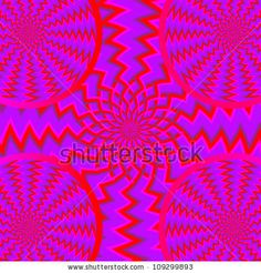 Wheel Be Around  (motion illusion)    abstract, backdrop, background, decoration, decorative, discs, disks, illusion, illustration, motion, op art, optical illusion, pattern, pink, red, rotate, rotating, rotation, spin, tribal, vector, wheels