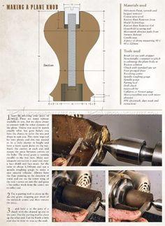 #2046 Restoring Hand Planes - Hand Tools