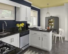 Kitchen Wall Color pretty colours and ideas jasmine white cupboard paint, natural