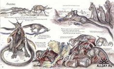 The Wildlife of Star Wars - A Field Guide by Terryl Whitlatch and Bob Carrau Star Wars Characters Pictures, Star Wars Pictures, Terryl Whitlatch, Pokemon, Alien Concept Art, Star Wars Rpg, Veterans Affairs, Alien Creatures, Star War 3