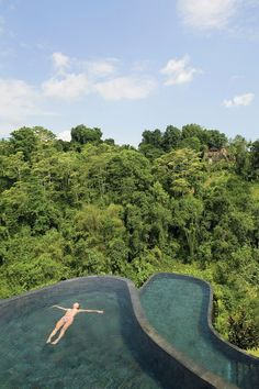 Day dreaming of this float in the Ubud Gardens Hotel, Ubad, Bali, Indonesia