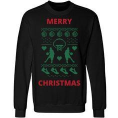 Basketball merry christmas | Custom ugly basketball merry christmas sweater.