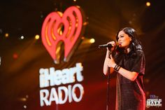 Jessie J onstage during 93.3 FLZ's Jingle Ball 2014 at the Amalie Arena on December 22, 2014 in Tampa, FL. (Photo: Brian Friedman for iHeartRadio)