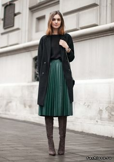 Осень и зима в моем блоге Fashion Agony