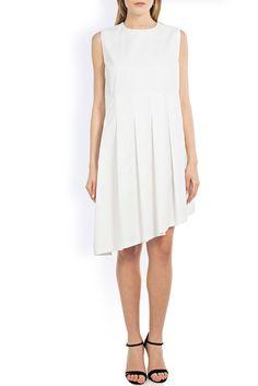 White Dress, Dresses For Work, Fashion, Moda, Fashion Styles, Fashion Illustrations