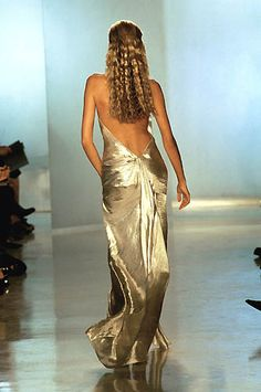 Donna Karan Spring 2000 RTW