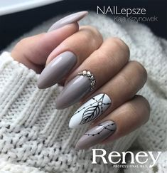 50 Classy Nail Designs with Diamond Ideas that will Steal the Show - cute nails - Diamond Nail Designs, Diamond Nails, Nails Design With Diamonds, Diamond Design, Classy Nail Designs, Gel Nail Designs, Stiletto Nail Art, Matte Nails, Acrylic Nails