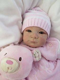 XAVI A PUMPKIN PATCH BABIES REBORN BY ADRIE AND LYNN
