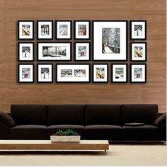 Zoek meer kader Informatie over Goede houten muur fotolijst ideeën frames per 16 stuks/set gebruikt voor ingelijste baby familie liefde geheugen thuis fotolijst set, Hoge Kwaliteit kader, Chinese frame zonne-energie Leveranciers, Goedkoop ingelijste foto's van bloemen van QL Group - 1 op Aliexpress.com