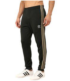 Adidas Originali Pantalon Adidas Superstar Ammanettato Tracce Originali