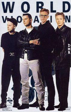 DepecheMode ~ ThinkClevver StarsDance LastChanceForEARTH BareBasicsTours