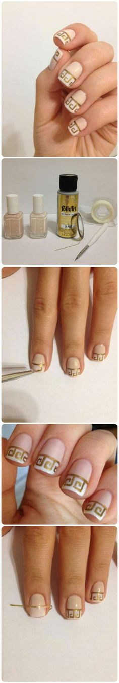 greek nails toni