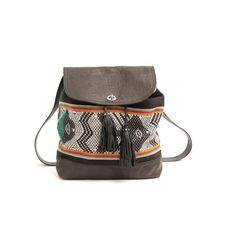 Inca backpack & Shoulder bag