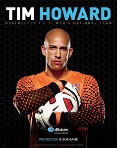 #USMNT - Tim Howard #Soccer