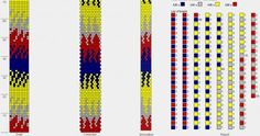 узоры для вязаннх жгутиков-шнуриков 12   biser.info - всё о бисере и бисерном творчестве