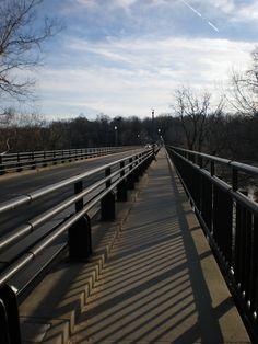 The Nickel Bridge, Richmond, VA