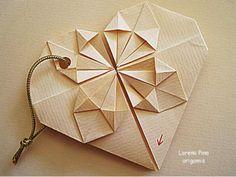 Convite em origami