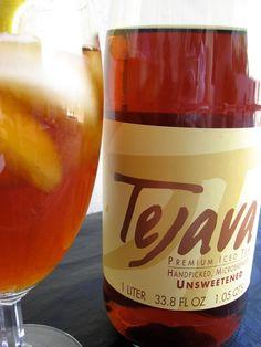 Tejava-Premium-Unsweetened-Iced-Tea is the best!! Trader Joe's.