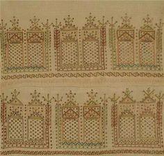 Antika desen Turkish Style, Turkish Fashion, Bohemian Rug, Knitting Patterns, Ottoman, Cross Stitch, Quilts, Embroidery, Handmade