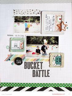 Bucketbattle - lisa truesdell
