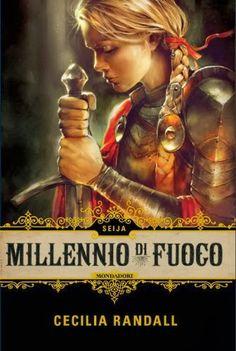 """""""Millennio di fuoco - Seija"""" di Cecilia Randall (4,5 stelline): http://coffeeandbooksgirl.blogspot.it/2015/03/recensione-millennio-di-fuoco-seija-di.html"""