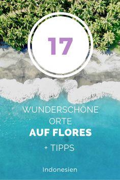 17 beautiful places and sights on Flores (+ guide tip! Parc National, National Parks, Les Balkans, Sites Touristiques, Les Continents, Image Categories, Borneo, Holiday Destinations, Southeast Asia