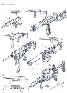 weapons 32 by TugoDoomER.devian... on @DeviantArt
