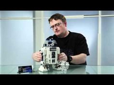Brilliant video about new Lego R2D2... and who doesn't like Legos or R2D2?